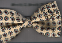 Ready Tied Silk Bow Tie - SP.2013